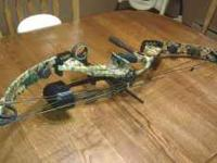 LH Hoyt MagnaTec bow for sale, outfitted and ready to