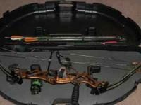 hoyt pro tech very nice shape comes with everything you