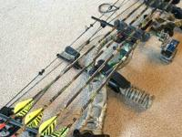 I have a Hoyt TurboHawk Bone Collector edition for
