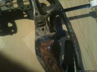 I have a Hoyt V-Tech bow with a viper site and limb