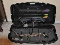 I have a Hoyt 38 ultra for sale. I used this bow only a