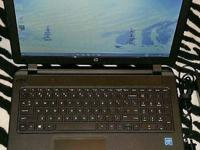 Like new HP Black 15.6 laptop pc with Intel Celeron