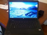 HP 2000-2B44DX 16-Inch Laptop (1.3 GHz, AMD E-300