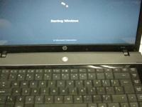 HP 620 laptop new battery and key board , 7 Ultimate