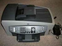 Im selling a used hp 7310 all in one color ink jet