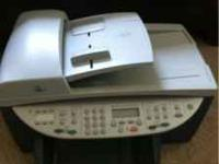 Excellent condition, used all in one HP Officejet
