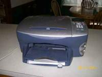 I have a HP PCS 2210 all in one printer, copy, fax, and