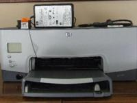 HP Color Business InkJet Printer C6501A. Needs