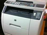We have an HP Color LaserJet 2840 that is 3 years old.