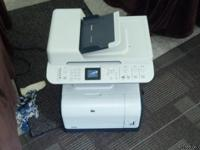 All in one office printer,scanner, copier, and fax.