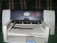 HP DeskJet 648C Printer used, was not used too much.