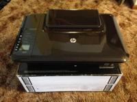 HP Deskjet 3050 All-in-One J610a Color Ink-jet -