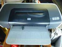 The Hewlett Packard Deskjet 9650 InkJet Plotter Printer