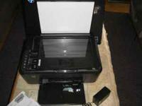 HP DESKJET F4440 COPY, SCAN, PRINT WORKS GREAT, NEEDS