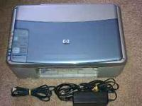 I have a HP all in one 1320 series printer that I no