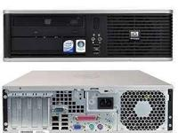 DC 7800p HP Desktop DVD/RW SATA 2 GB RAM 80 GB 7200 rpm