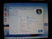 HP a1010n 2 GB RAM Clean Install of Windows 7 Ultimate