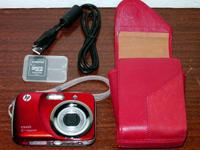 Used working HP digital Camera model CW450 12.1