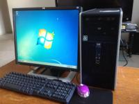 HP 5750 Desktop with Athelon Dual-Core 4400 Processor,