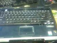 I am selling a hp dv1000 this laptop has a broken