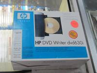 WE HAVE FOR SALE A HP DVD WRITER DVD630I  IT IS USED