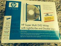 HP DVD Writer dvd840i w / Double Layer (Like brand-new