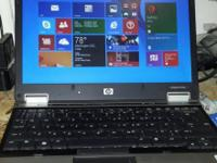 HP Elitebook 2530p Laptop- $275 Windows 8.1 64 Bit