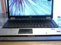 HP ELITEBOOK 6930P...IN GOOD CONDITION COMES WITH
