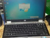 HP Elitebook 6930p Laptop-$200 Windows 7 Home Premium