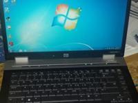 HP Elitebook 8530p Business Laptop-$375 Windows 7 Home
