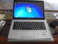 HP Elitebook Folio Ultrabook 9470m + NEW external USB