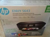 Here's a printer I am selling as I purchased two