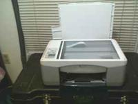 HP F300 printer scanner copier. $20.00 Call  or