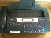 PLAIN PAPER FAX & PHONE - NEW CARTRIDGE  Location: