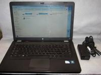 HP G56 Laptop Super nice Laptop that works 100% and