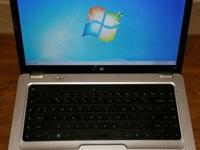 HP G62-435DX Laptop-$300 Windows 7 Home Premium 64 Bit