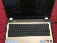 CASH ONLY. NO SCAMS!!!HP G7-1075DX Pavilion Laptop /