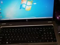 HP G72-B66US Laptop-$375 Windows 7 Home Premium 64 Bit