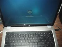 I have for sale a. Hp G72 notebook computer. Pentium