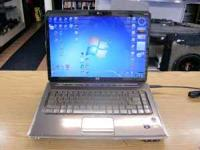 "Laptop Specifications: Hardware: 15.4"" diagonal WXGA"