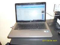 I have a HP laptop, barely used, less than two months