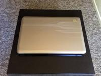 Large HP laptop with many features including Beats