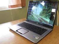 This is an HP Pavilion dv6700 with Microsoft VISTA and