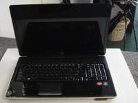 HP Laptop Model HP Pavilion dv7 Notebook PC with