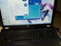 HP Laptop Pavilion g7-1117cl Laptop PC $225 AMD