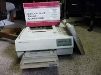 Hewlett Packard Laserjet Series II -- Printer. Comes