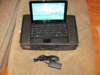 HP Mini 110 netbook. $190 Almost new, with original