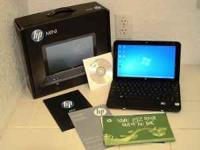 HP Mini 110-1134cl Netbook in excellent line-new