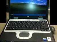 NC 6000 HP Compaq Laptop for sale. Some This Laptop is