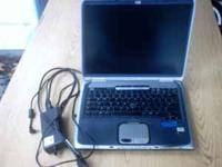 HP Notebook laptop missing H button but in good shape.
